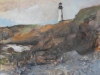 Lighthouse on Yaquina Head 01